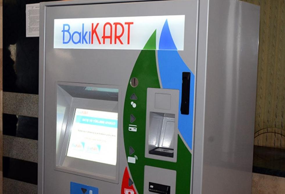 """Bu gündən """"Gənclik"""" metro stansiyasının ödəmə terminalları vətəndaşların istifadəsinə verilib"""