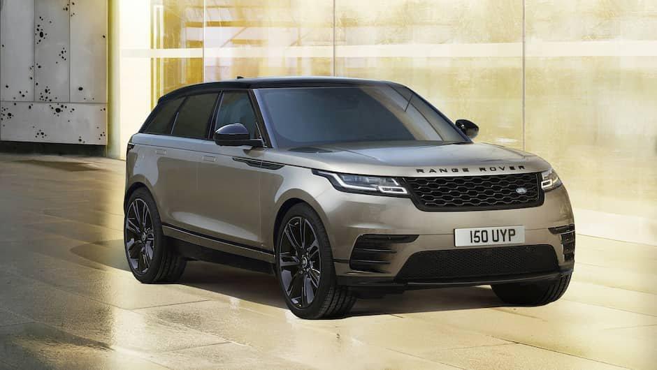 Range Rover Velar modeli də yenilənib