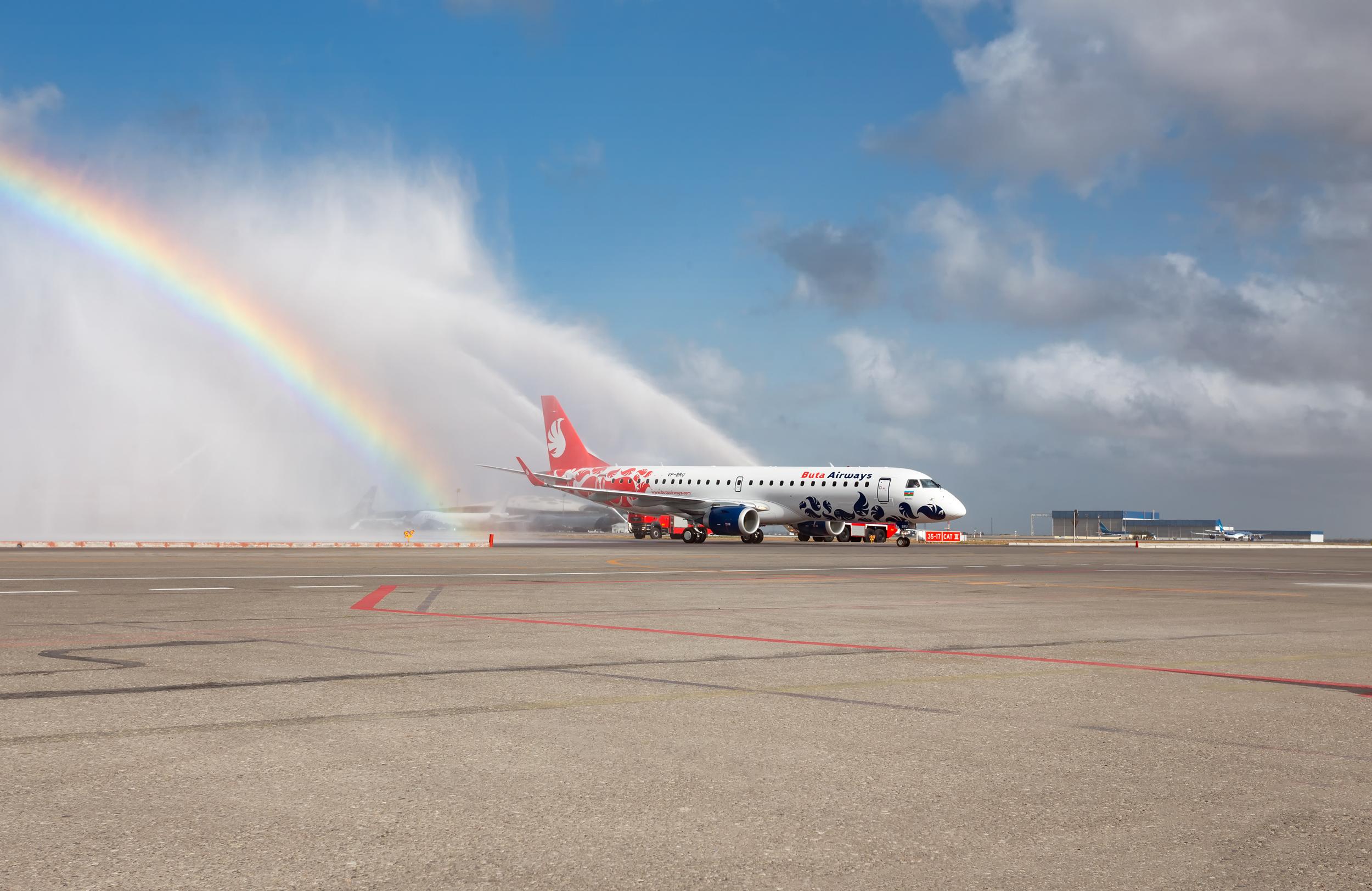 """""""Buta Airways"""" İstanbul və İzmirə reyslərin sayını artırır"""