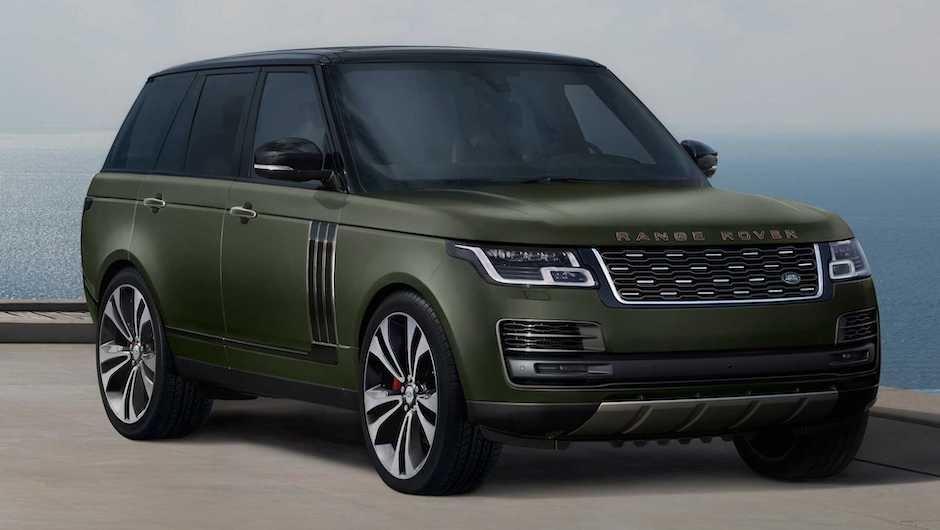 """Yeni """"Range Rover"""" modelləri təqdim olunub"""