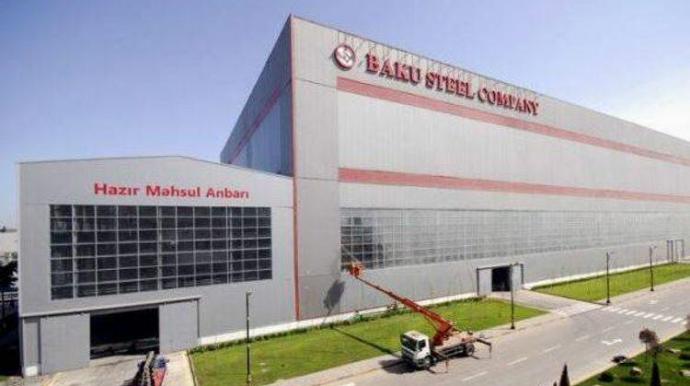 """""""Baku Steel Company""""də faciə: sürücü həlak oldu"""