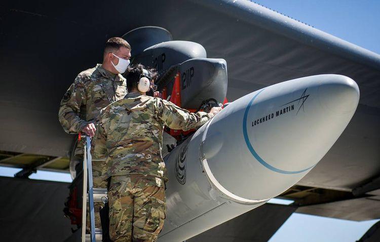 ABŞ Hava Qüvvələrinin yeni hipersəs raket sınağı uğursuzluqla sona çatıb