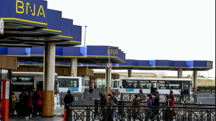 Bakı Nəqliyyat Agentliyi avtobus sürücülərinin etirazına münasibət bildirib