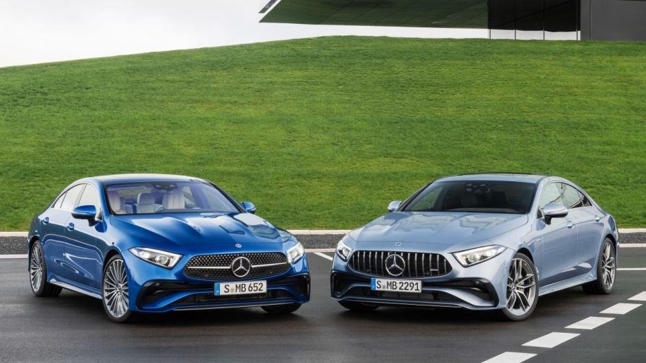 """""""Mercedes-Benz CLS"""" i kinci dəfə yenilənib"""