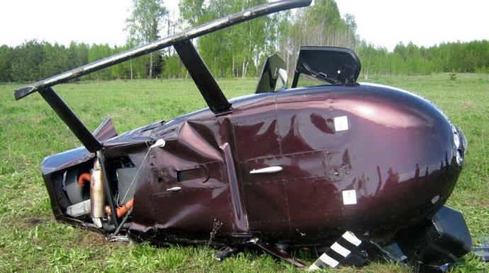 Rusiyada helikopter qəzaya uğradı,ölən və xəsarət alanlar var