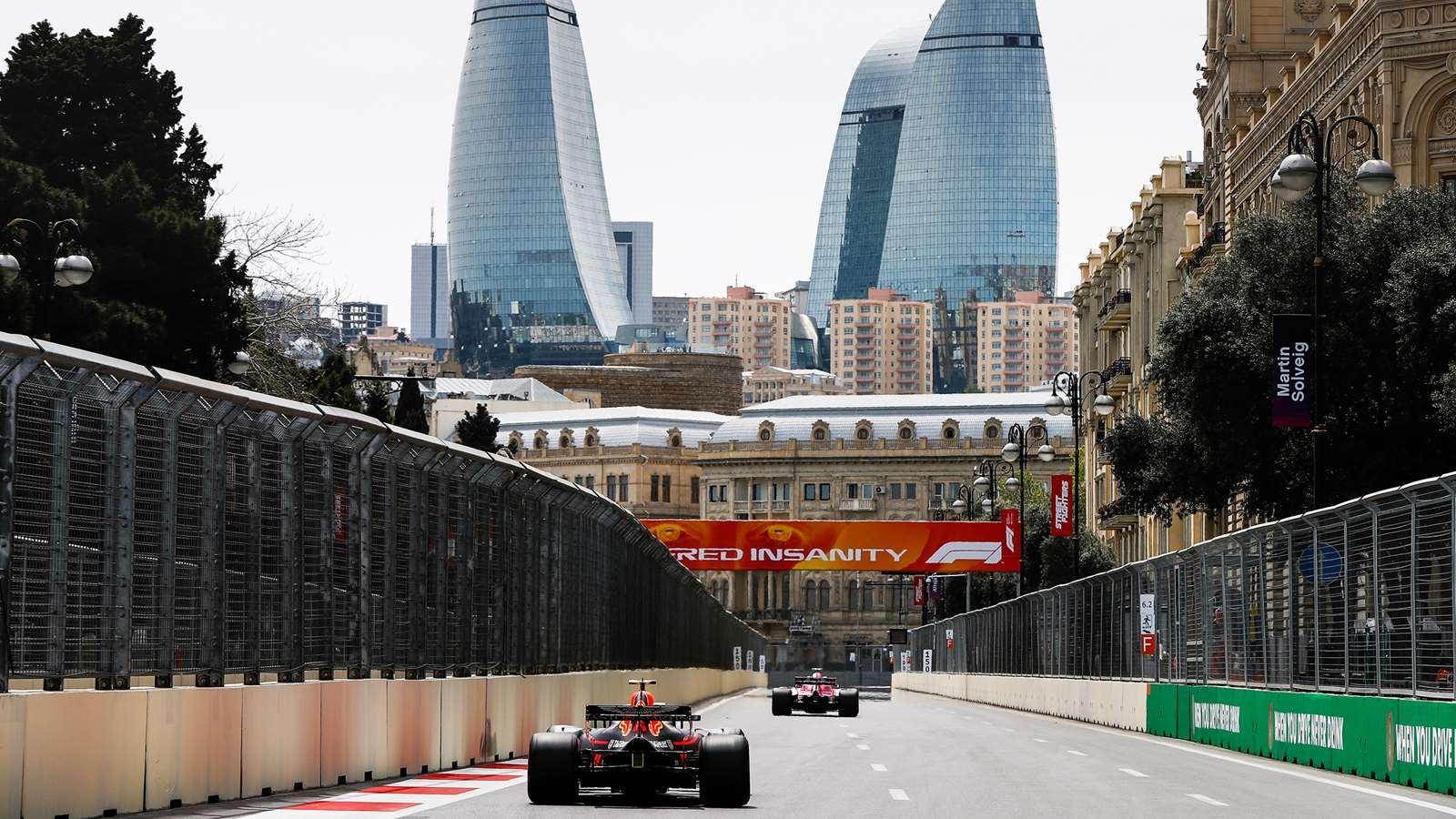 Formula 1 iştirakçılarının Bakıda koronavirus testindən keçirilmə qaydası açıqlandı