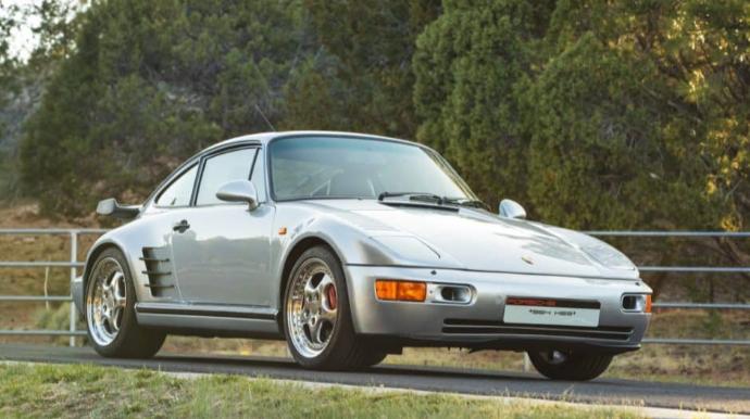 Eksklüziv Porsche 911 sportkarı satışa çıxarılıb- FOTO