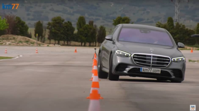 """Yeni nəsil Mercedes-Benz S-Class """"sığır testini"""" keçə bilməyib-"""