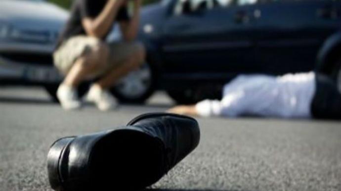 Bərdədə piyadanı avtomobil vuraraq öldürüb