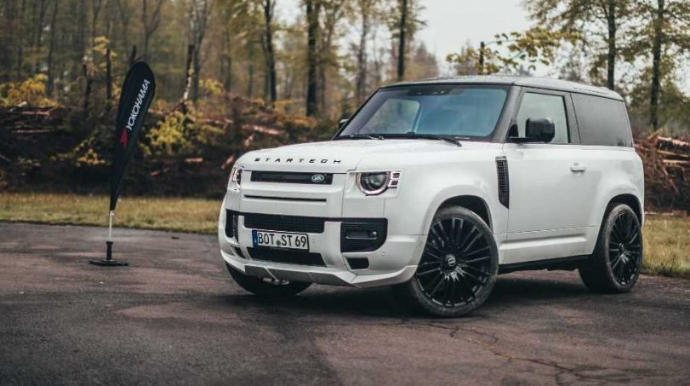 """""""Startech Land Rover Defender""""üçün tüninq proqramını hazırlayıb- FOTO"""