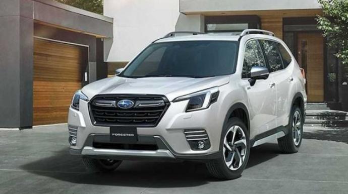 """""""Subaru""""yenilənmiş modelini təqdim edib- FOTO"""